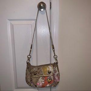 Coach x Poppy Crossbody Bag